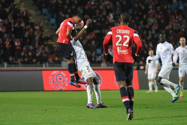 Losc 4-0  Valenciennes 28Journée 2011-2012