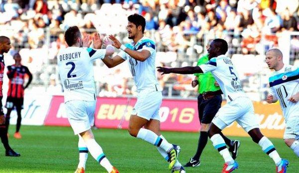Nice 0-1 Losc 35 Journée 2011-2012
