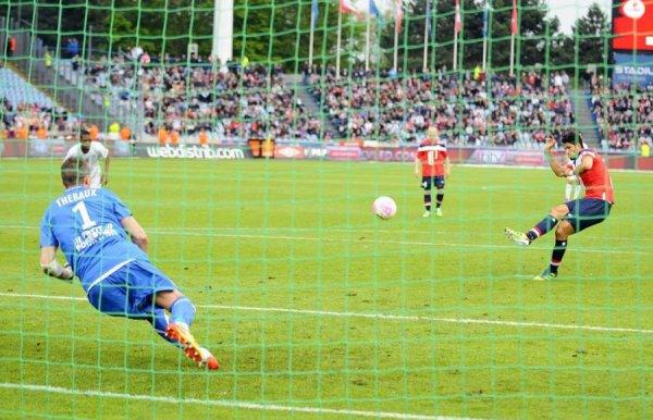 Losc 3-0 Caen 36 Journée 2011-2012