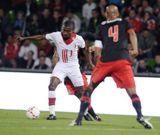 Match amical Benfica 0-0 LOSC 16.07.2012