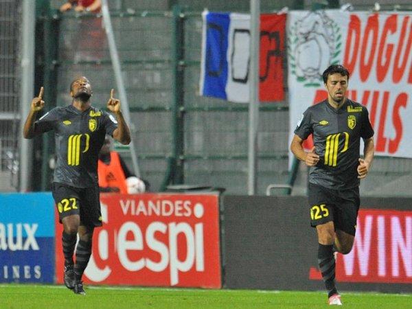 1ère journée LIGUE 1 2012-2013 Saint-Etienne 1-2 Losc