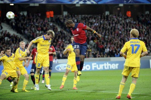 Losc 1-3 Fc Bate Borisov Ligue des champions 19.09.2012