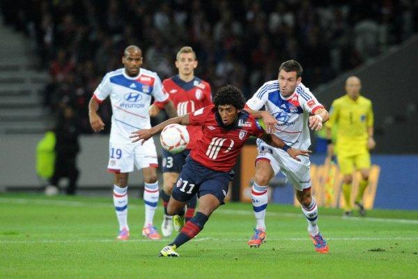 6ère journée LIGUE 1 2012-2013 losc 1-1 Lyon