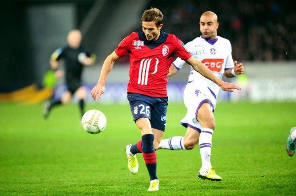 Lille 1-0 Toulouse COUPE DE LA LIGUE Huitièmes de finale 30.10.2012