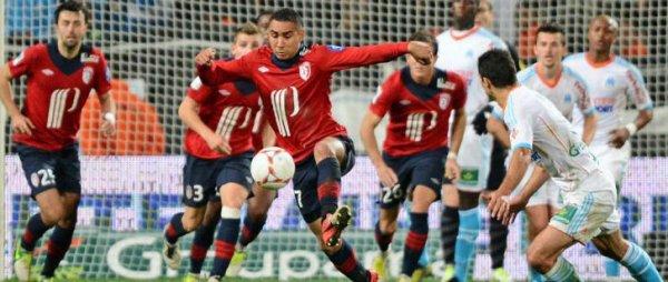 14ère journée LIGUE 1 2012-2013 Marseille 1-0 Losc