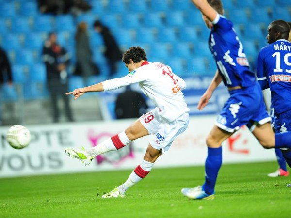 Bastia 0-3 Lille Coupe de la Ligue- Quarts de finale
