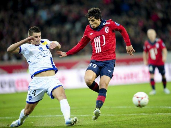 15ère journée LIGUE 1 2012-2013 Bastia 0-0 Lille