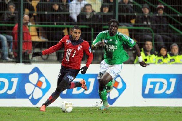 Saint-Etienne 0-0 Losc Coupe De La Ligue Demi-finales 15.01.2013