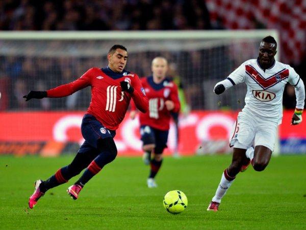 27ère journée LIGUE 1 2012-2013 Losc 2-1 Bordeaux