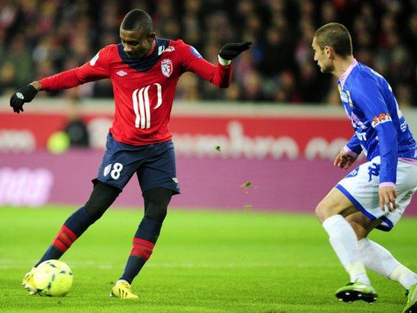 29ère journée LIGUE 1 2012-2013  Losc 1-2 Evian Thonon Gaillard