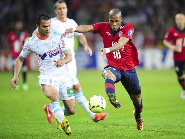 32 ère journée LIGUE 1 2012-2013 Losc 0-0 Marseille