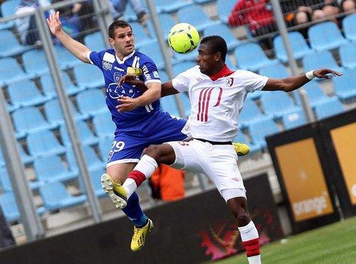 33 ère journée LIGUE 1 2012-2013  Bastia 1-2 Losc