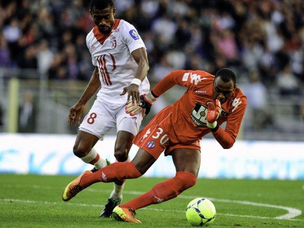 35 ère journée LIGUE 1 2012-2013 Toulouse 4-2 Losc