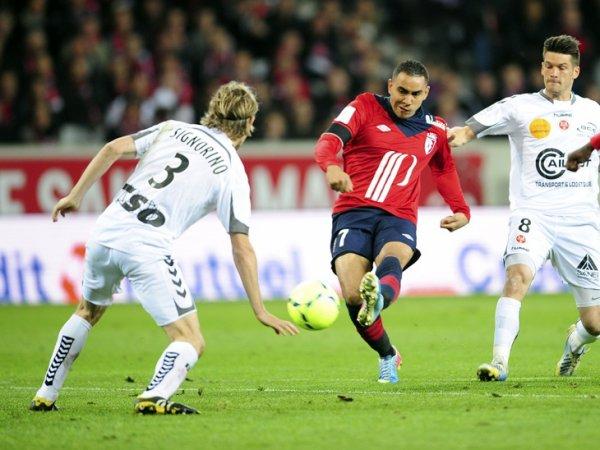 36 ère journée LIGUE 1 2012-2013 Losc 3-0 Reims