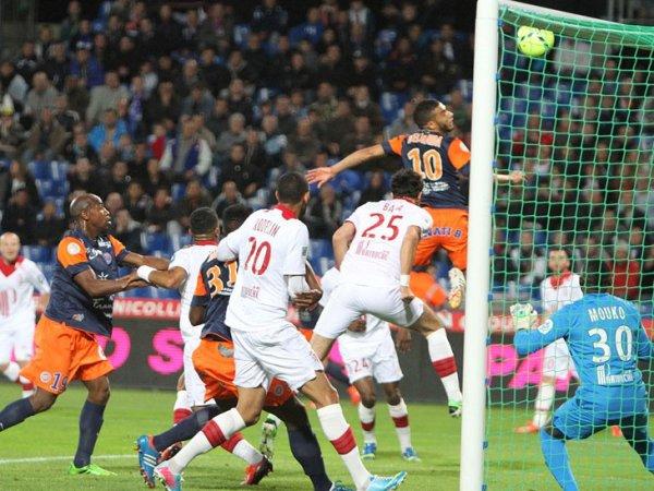 37 ère journée LIGUE 1 2012-2013  Montpellier 0-0 Losc