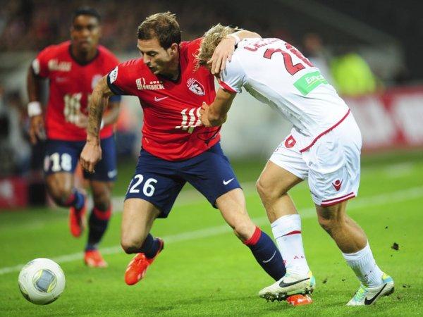 9 ère journée LIGUE 1 2013-2014 Lille 3-0 Ajaccio