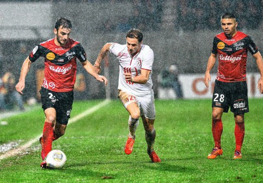 13 ère journée LIGUE 1 2013-2014  GUINGAMP 0-0 Lille