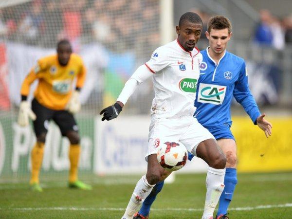 AMIENS AC 1-3 losc 32es de finale de la Coupe de France