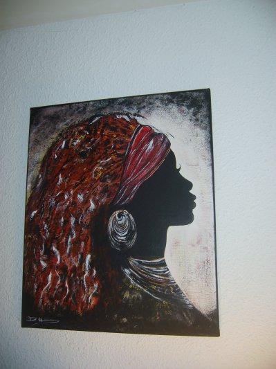 Femme d'Afrique