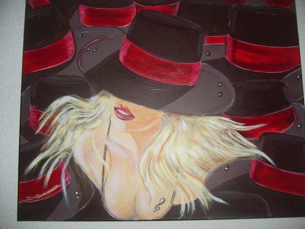 Coup de chapeau ....................