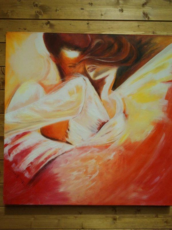 Chaque Pas Est Un Tango