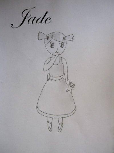 Jade, ou la Toute Petite Noisette