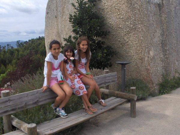 Moi et les cousines