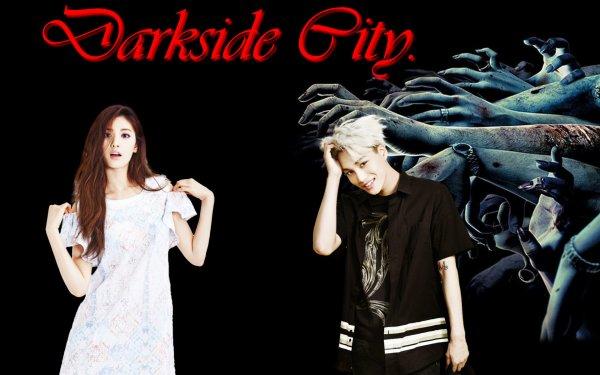 The last life : Darkside City.