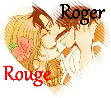 Roger x Rouge