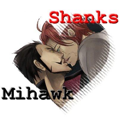 Shanks x Mihawk