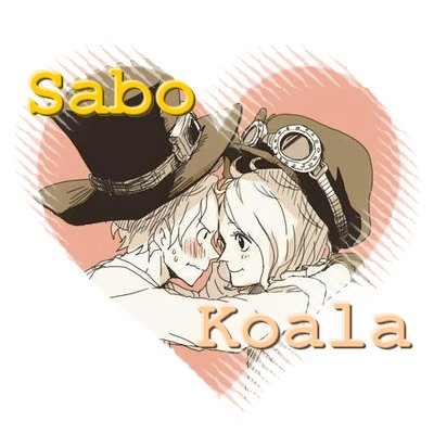 Sabo x Koala