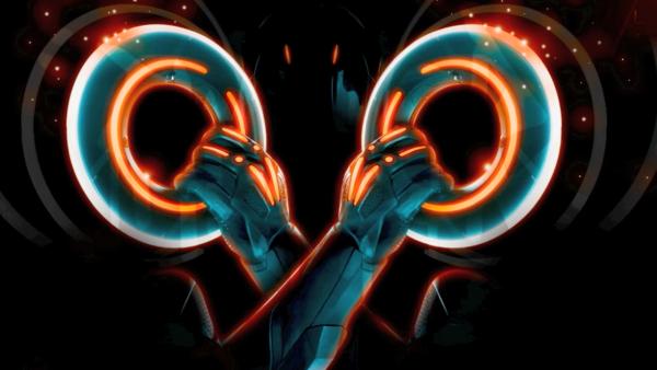 Daft Punk - Rinzler (Basic Slack Remix) / Rinzler (Basic Slack Remix) (2013)