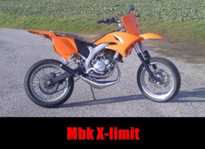 La mbk x-limit a ptit'prince