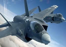 Dossier avion : Le F35!