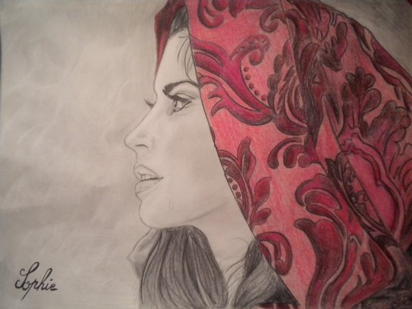 VI/ Meghan Ory - Once Upon a Time