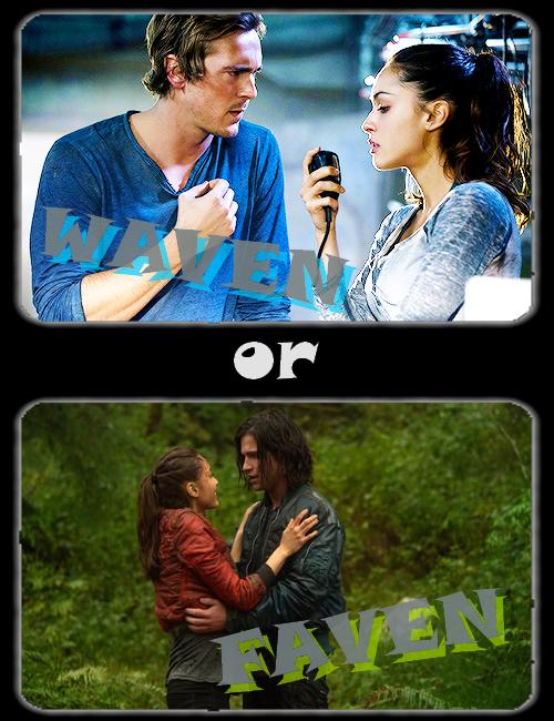 2 : Raven & Wick or Raven & Finn