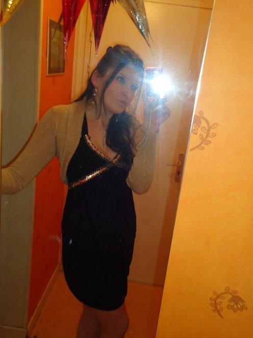 Ma robe pr la new année !!