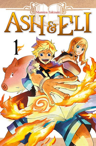 Ash et Eli