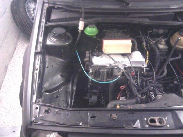 VW GOLF II 1.8 BA
