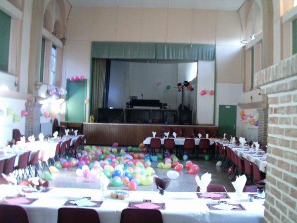 D coration de table et salle n 1 mariage buffet - Decoration buffet froid mariage ...