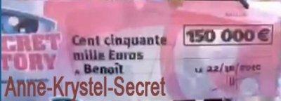 LE GRAND GAGNANT DE SECRET STORY