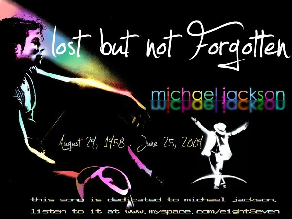 Never forgotten.