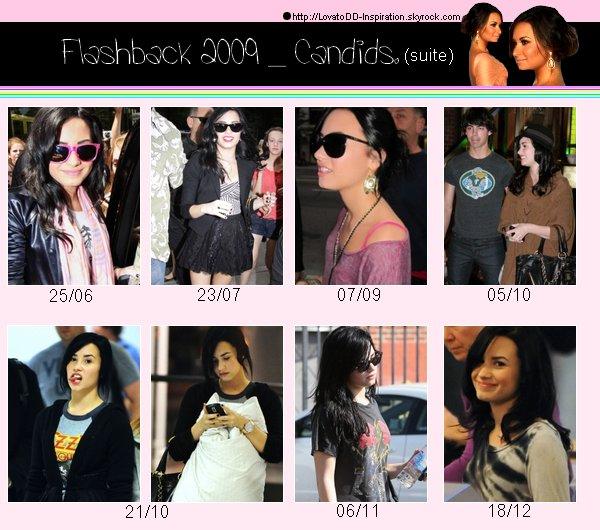 Article complet sur l'année 2009.