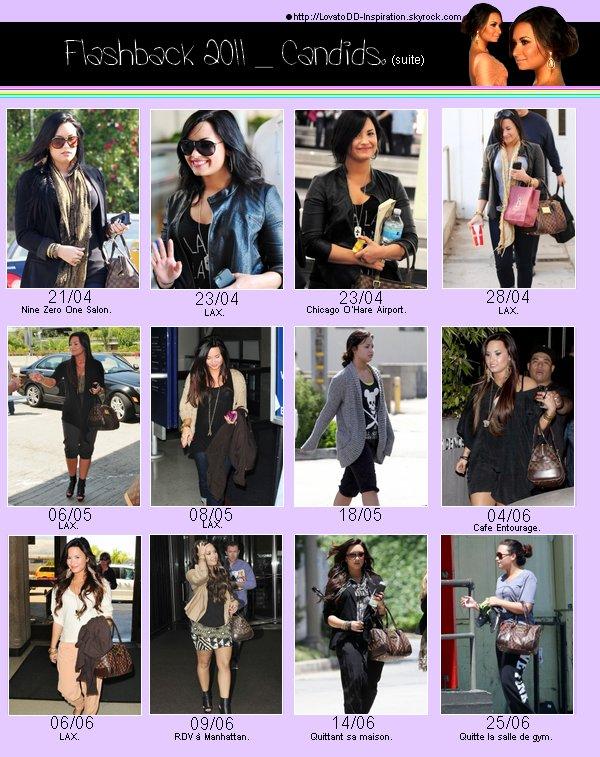 Article complet sur l'année 2011.