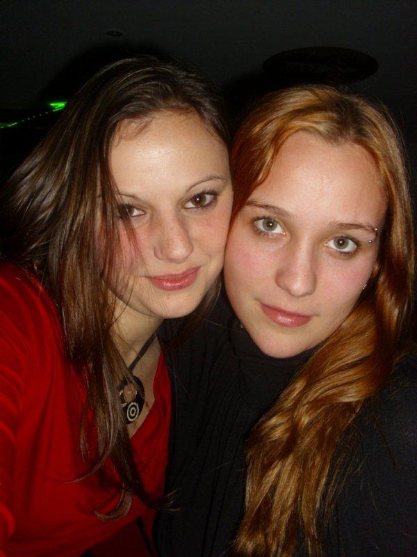 moi et une amie