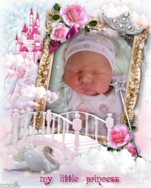 bienvenue a ma petite fille lily