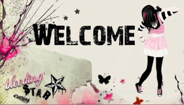 Bienvenue  !!!!