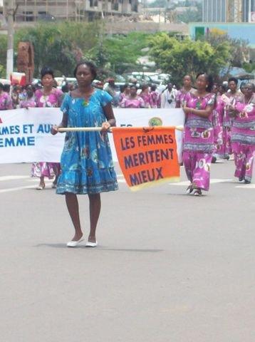 Femmes Camerounaises
