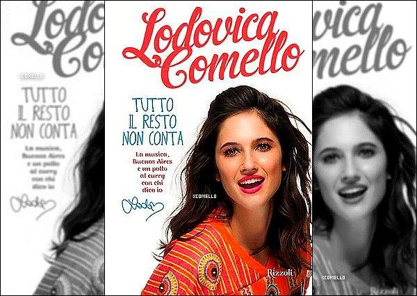 . Découvrez la couverture officielle de « Tutto Il Resto Non Conta », livre entièrement écrit par Lodovica ! Pour notre plus grand bonheur, Lodo a sorti son autobiographie le 2 avril. Malheureusement, aucune date n'est prévue pour la France. .