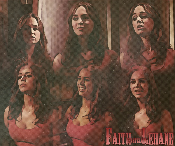 Faith LehaneUniverse-Buffy